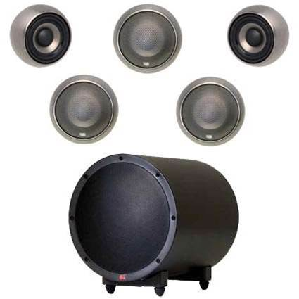 סט רמקולים Gallo Acoustics Micro 5.1 Set