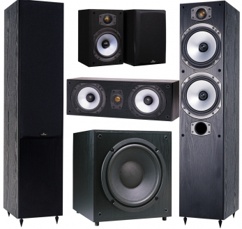 סט רמקולים Monitor Audio MR series