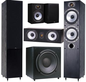 סט רמקולים Monitor Audio MR series
