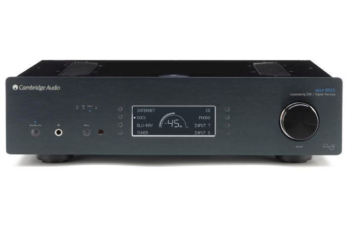 ממיר DAC Cambridge Audio 851D