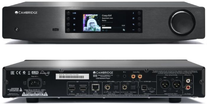 ממיר DAC Cambridge Audio CXN