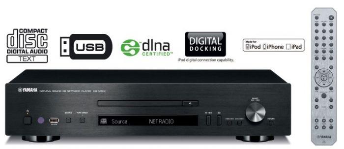 קומפקט דיסק Yamaha CD-N301