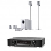 קולנוע ביתי Marantz NR1509+Canton MOVIE 95