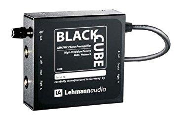 קדם מגבר פטיפון Lehmann Black Cube