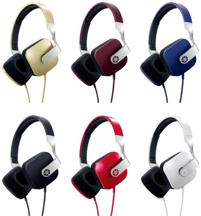 אוזניות סטריאו ימאהה Yamaha HPH-M82