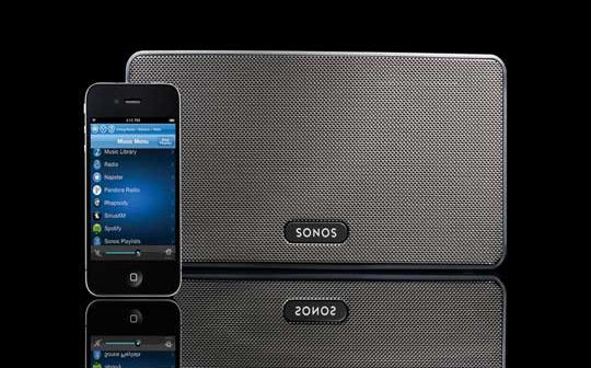 נגן מדיה סטרימר Sonos PLAY3
