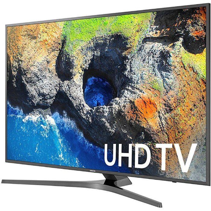 טלויזיה Samsung  4K-UHD UE65MU7003