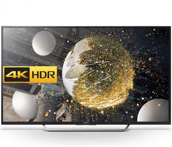 """טלויזיה """"75 Sony  4K-UHD KD75XF8596"""