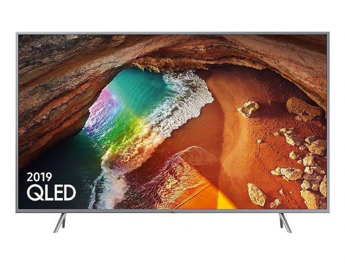 """טלויזיה """"75 Samsung QLED 4K QE49Q60R"""