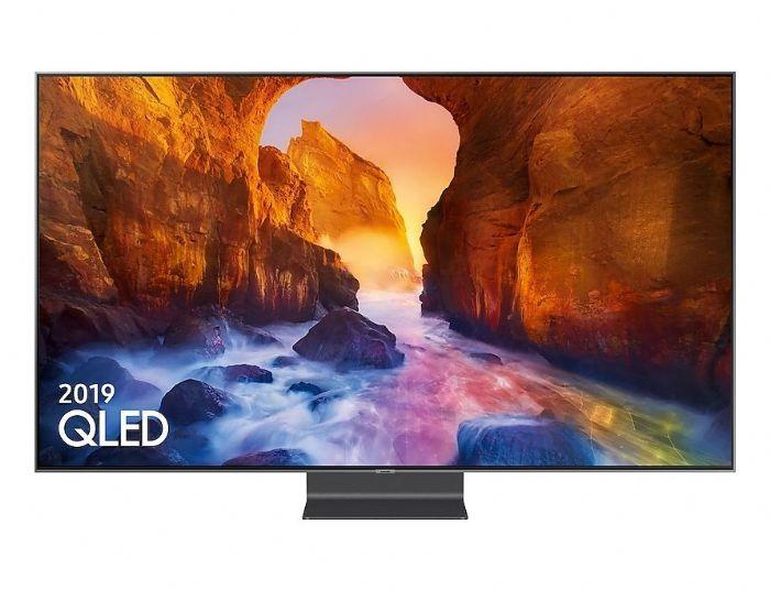 """טלויזיה """"75 Samsung QLED 4K QE75Q90R"""