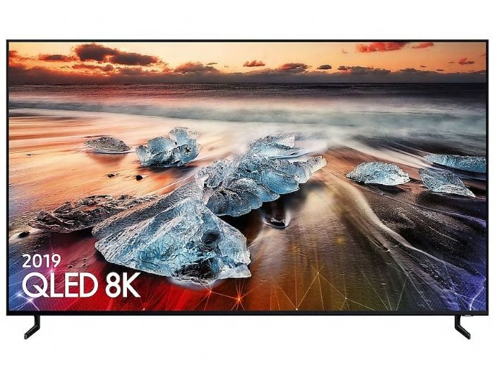 """טלויזיה """"75 Samsung QLED 8K QE75Q900R"""