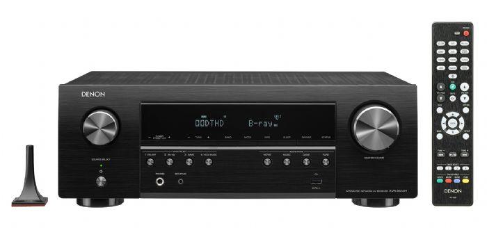 רסיבר Denon AVR-S650H *יבואן רשמי*