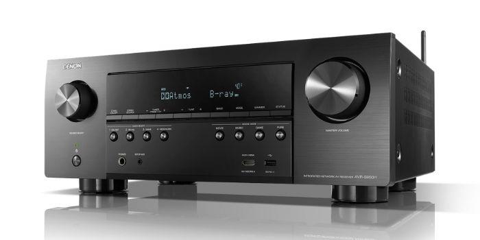 רסיבר Denon AVR-S750H *יבואן רשמי*
