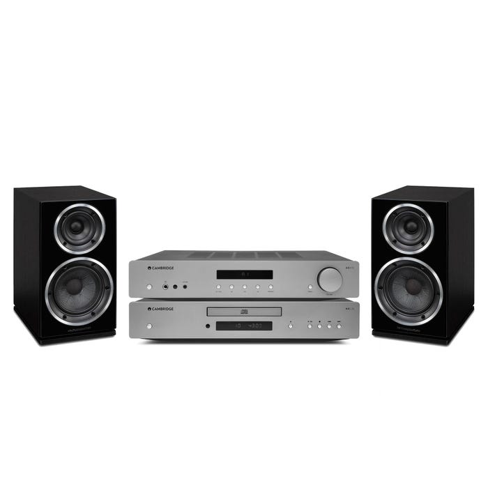 מערכת סטריאו Cambridge AXA35+CD AXC25+Wharfedale D11.1