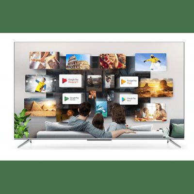 """טלוויזיה """"55 TCL 4K-UHD 55P715"""