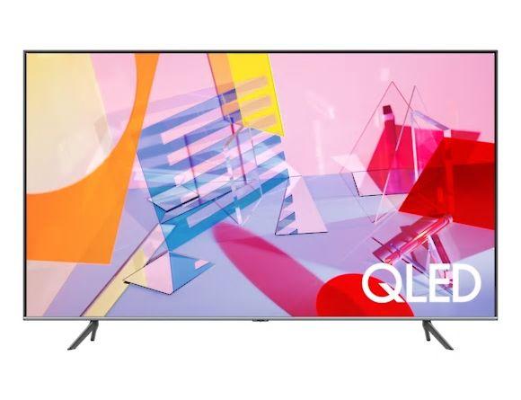 """טלויזיה """"75 Samsung QLED 4K QE75Q60T"""
