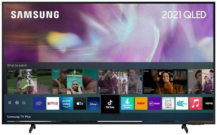 """טלויזיה """"58 Samsung QLED 4K QE58Q60T"""