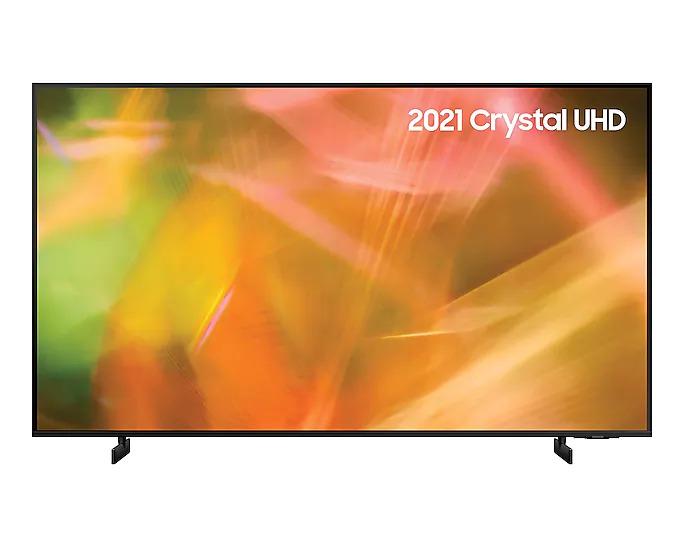 """טלויזיה """"85 Samsung  4K-UHD UE85AU8000"""