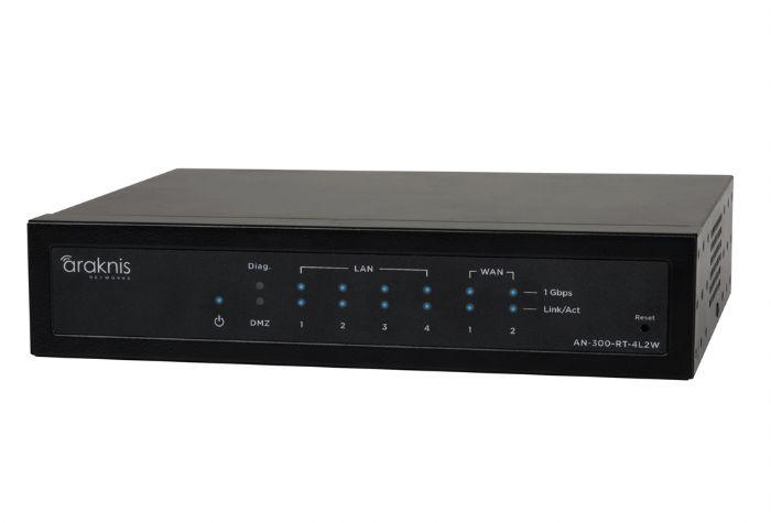 נתב תקשורת Araknis AN310-RT4L2W