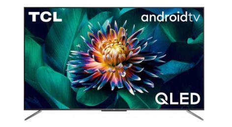 """טלויזיה """"55 TCL QLED 4K-UHD 50C715"""