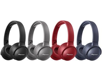 אוזניות אלחוטיות מבודדות רעשים Pioneer S6
