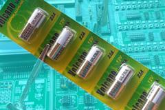 12 batteries 23A