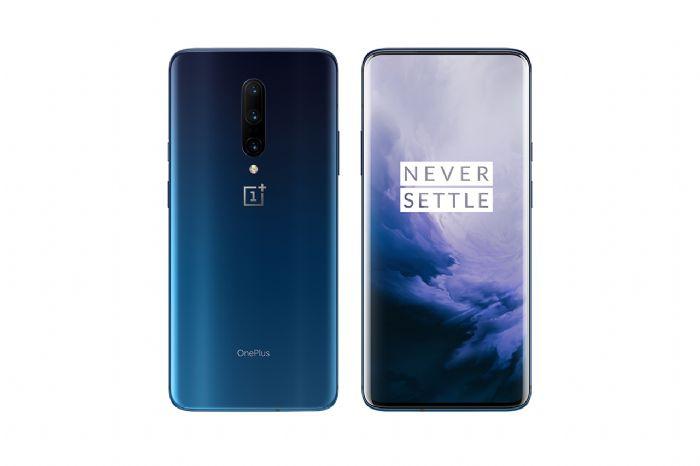 טלפון סלולרי OnePlus 7Pro 256GB 12GB RAM Nebula Blue וואן פלוס