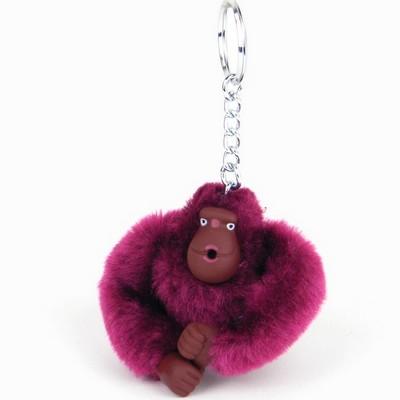 מחזיק מפתחות קוף בורדו קיפלינג