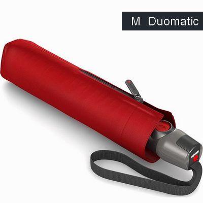 מטריות קנירפס מטרייה בינונית פתיחה וסגירה אוטומטית אדום