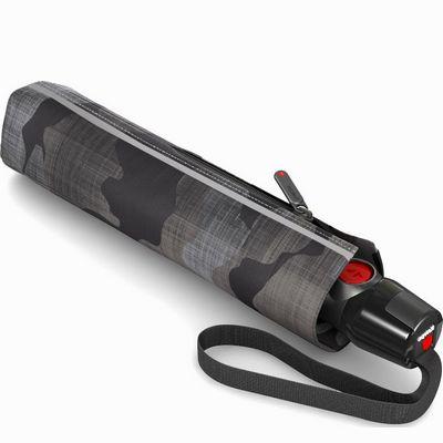מטריות קנירפס מטרייה בינונית פתיחה וסגירה אוטומטית הלסינקי אפור
