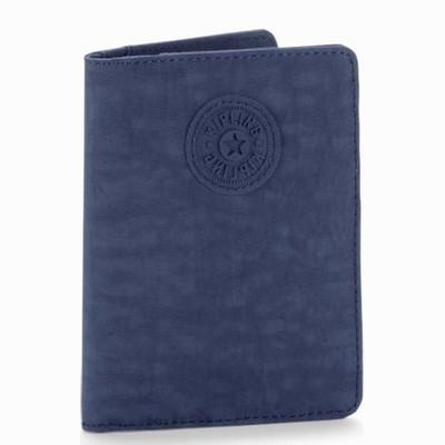 כיסוי דרכון קיפלינג פספורט כחול אלסקה