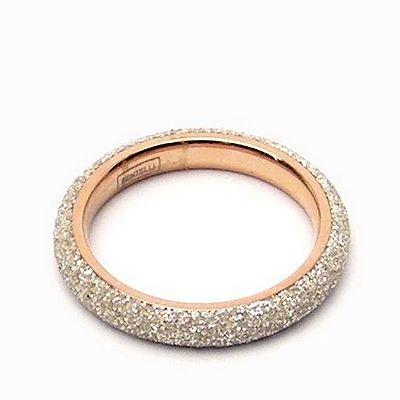 טבעת זהב רינג נירו טבעת זהב רינג נירו  לבן