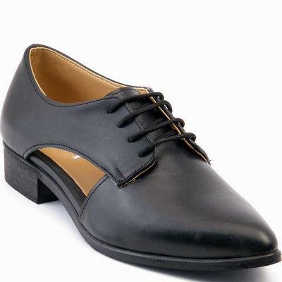 נעל נשים אלגנטית מעוצבת שחור