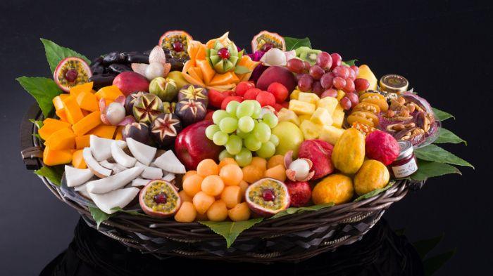 סלסלת פירות- קסם הנתינה
