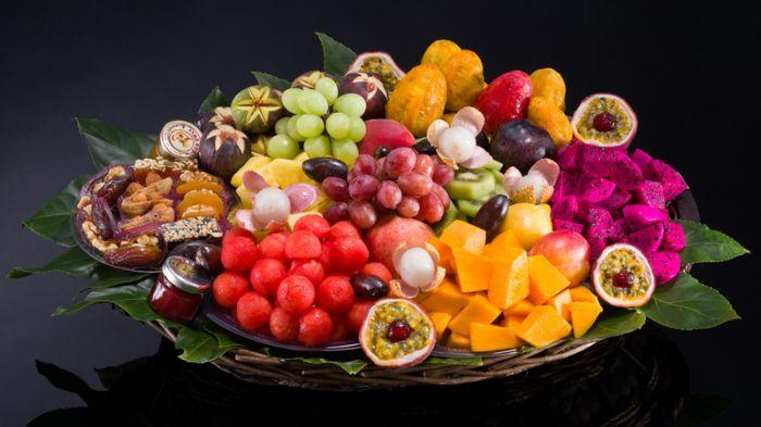סלסלת פירות - קסם הפיתויים