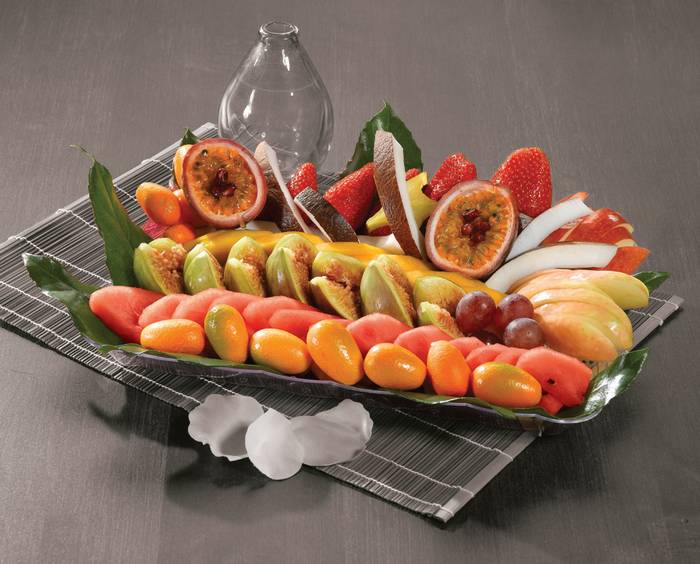 Romantic Magic Fruit Tray