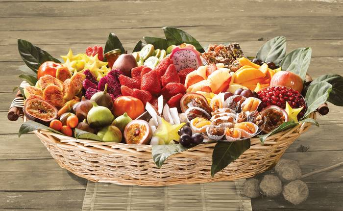 The passion basket