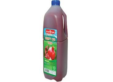 מיץ רימונים סחוט טבעי 100%