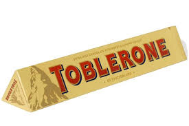 שוקולד טובלרון