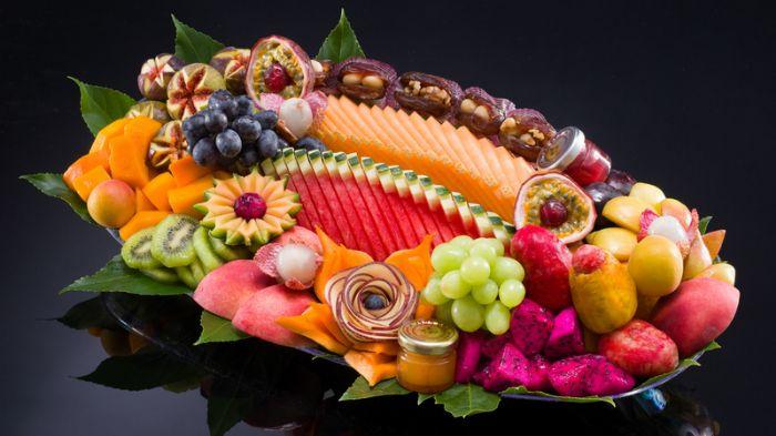 מגש פירות - קסם המנגינה