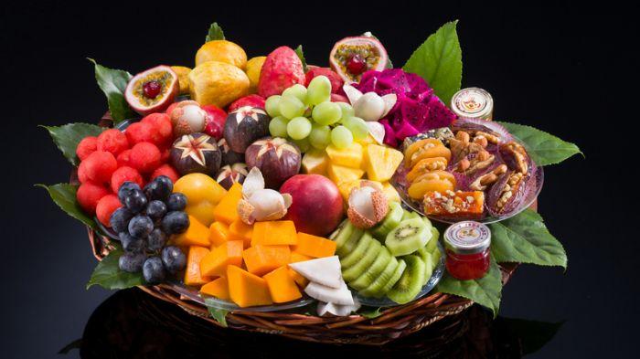 סלסלת פירות - קסם החברות