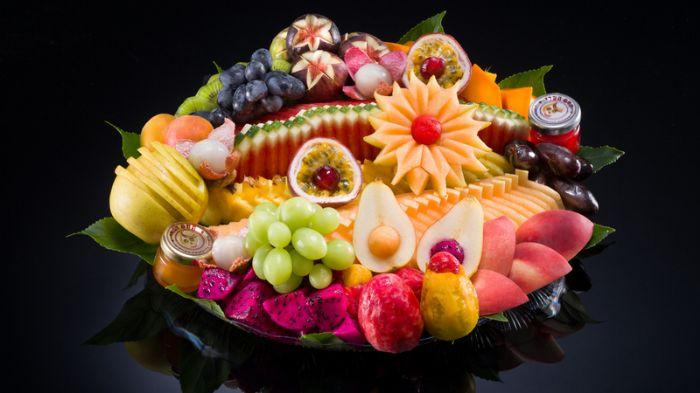 מגש פירות - קסם היצירה