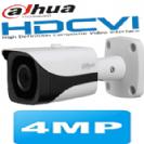 """מצלמת צינור אינפרה HDCVI רזולוציה 4MP עדשה 3.6 מ""""מ WDR מלא תוצרת Dahua"""