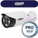 """מצלמת צינור אינפרה 4MP סדרה Pro עדשה 3.6 מ""""מ תוצרת Provision"""