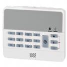 לוח מקשים אלחוטי למערכת אזעקה קומפקט דגם WL KPD 2620