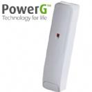גלאי זעזועים אלחוטי PowerG עם כניסת קווית דגם: SD-304 PG2