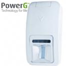 גלאי מראה אלחוטי PowerG בעל טכנולוגיה כפולה וביצועים גבוהים עם אנטי-מסק TOWER-32AM PG2