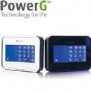 לוח מקשים עם מסך מגע לשימוש עם מערכות POWERMASTER דגם KP-160 PG2