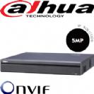 מערכת הקלטה NVR ל 8 מצלמות אבטחה  קצב 80Mbps עד 5MP לערוץ דיסק 1Tb