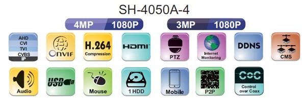 SH-4050A-4